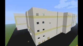 фильм о Кемерово + карта здания в minecraft скачать (обновляется)