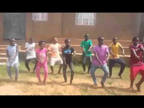 Ghetto Kids Uganda wish you a happy 2016