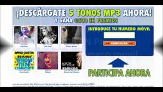 Spain Ringtone mp3 Introduce Tu Numero Movil