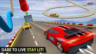 Mega Ramp Car Racing Stunts 3D - Impossible Tracks | Best Android Play Game screenshot 4