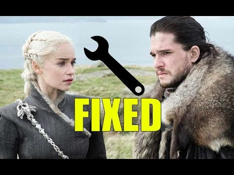 How I Would Fix Game of Thrones Season 7, Part 1