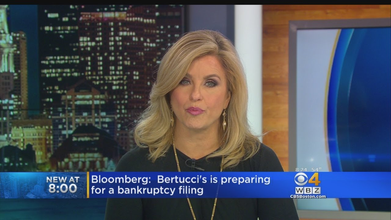 Restaurant chain Bertucci's reportedly preparing to file for bankruptcy