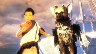 The Last Guardian Final Boss Fight and Ending 1080p 60fps