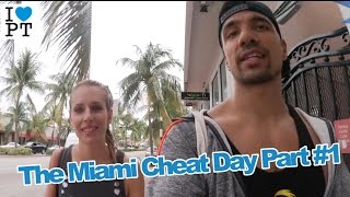 Holiday Vlog #7 The Miami Cheat Day Part #1