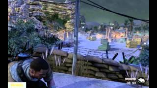 Sniper Elite III: Afrika i5 4670K Radeon R9 280X Max settings