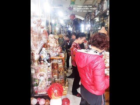 Giới thiệu cửa hàng vật phẩm tâm linh Sơn Xuyên tại 336 Bạch Mai, Hà Nội