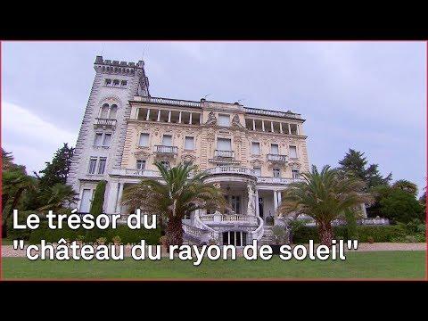 Sorrento, un château construit par amour