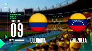 EN VIVO #Colombia Vs. #Venezuela
