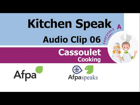 Clip 06 Cooking Cassoulet