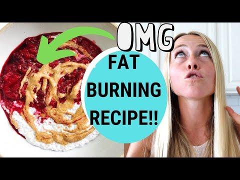My FAT BURNING Break-Fast For Intermittent Fasting + NEW COOKBOOK