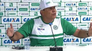 Hélio dos Anjos analisa empate com Vila Nova