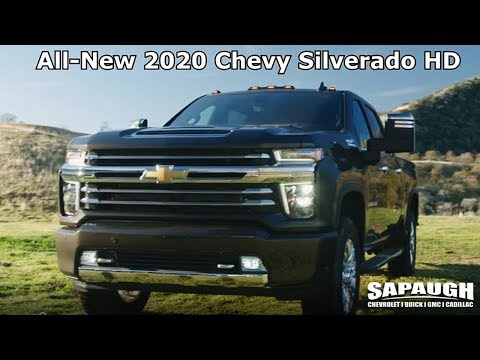2020 Chevy Silverado HD High Country Bloomsdale Missouri