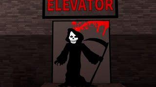 Roblox - HORROR ELEVATOR COM A CRIS MINEGIRL