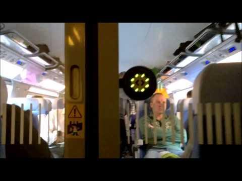 Mit Tempo 300 durch Frankreich - Das erste Mal mit dem TGV von Stuttgart nach Paris