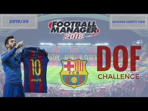 FOOTBALL MANAGER 2018 LET'S PLAY   FC BARCELONA   EPISODE THIRTY TWO   CLUB WORLD CUP