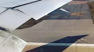 Uçağın kalkışı
