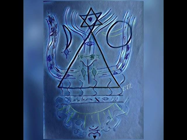 Light Transmission~Surrendering to your Inner Poseidon