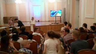 Торжественная церемония награждения, Даша Батятева, 10 лет