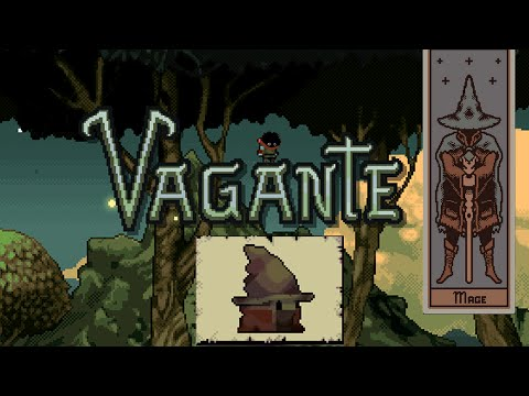Blargh! The Vagrant Soul #25 - The Red Wizard of Vagante