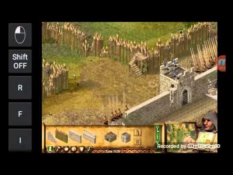 Stronghold on android download link apk + data exagear