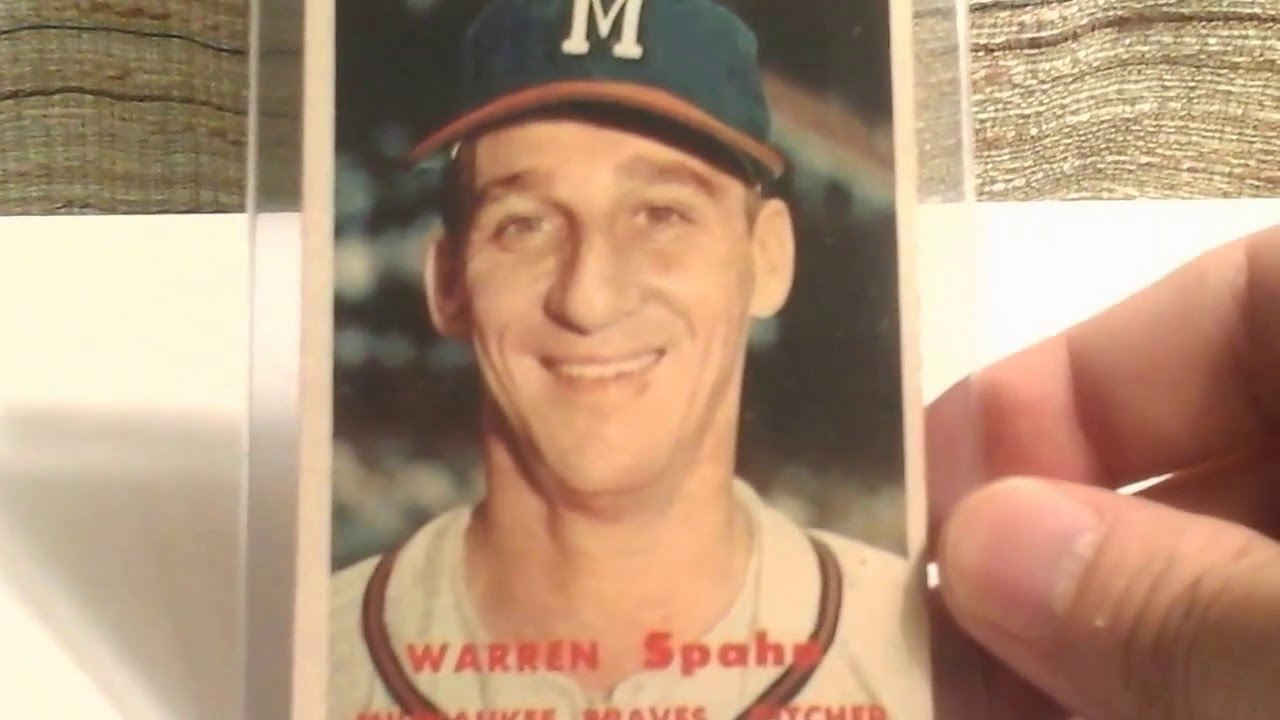 Vintage Baseball Cards From Ebay Auction