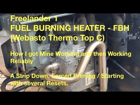 04 Freelander Fuel Burning Heater PCB Repair   Land Rover UK Forums