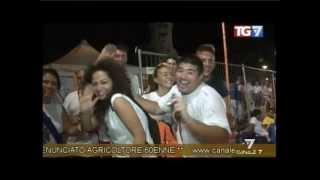 30-07-2012: Servizio Canale7 post Notte Bianca del Volley 2012