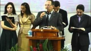 Pr. Napoleão Falcão - OS QUATRO CAVALEIROS DO APOCALIPSE - PARTE 1 - V Congresso IEADESMA