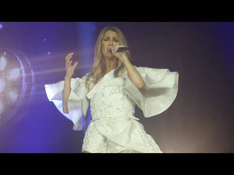 Celine Dion - The Reason - Live At The o2, London -Tues 20th June 2017