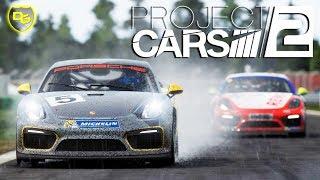 « KARRIERE-START! » - Project Cars 2 #1 - Deutsch