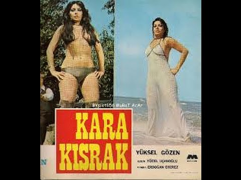 Kara Kısrak filmi Zerrin Egeliler Yeşilçam Türk Filmi
