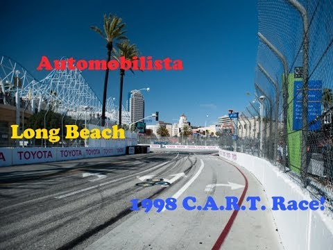 Automobilista: BACK IN TIME! 1998 Cart in Long Beach! (with Track IR+adv. Radio Spotter)