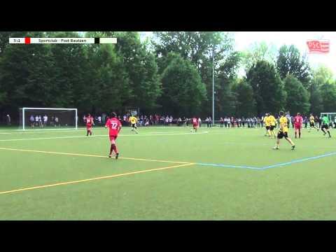 Tor: Dresdner Sportclub 1898 5:1 SV Post Germania Bautzen
