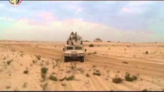 بالفيديو.. القوات المسلحة تقتل 11 تكفيريا في المرحلة الثانية من عملية 'حق الشهيد'