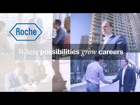 Roche Pharma Australia | Grow Your Career