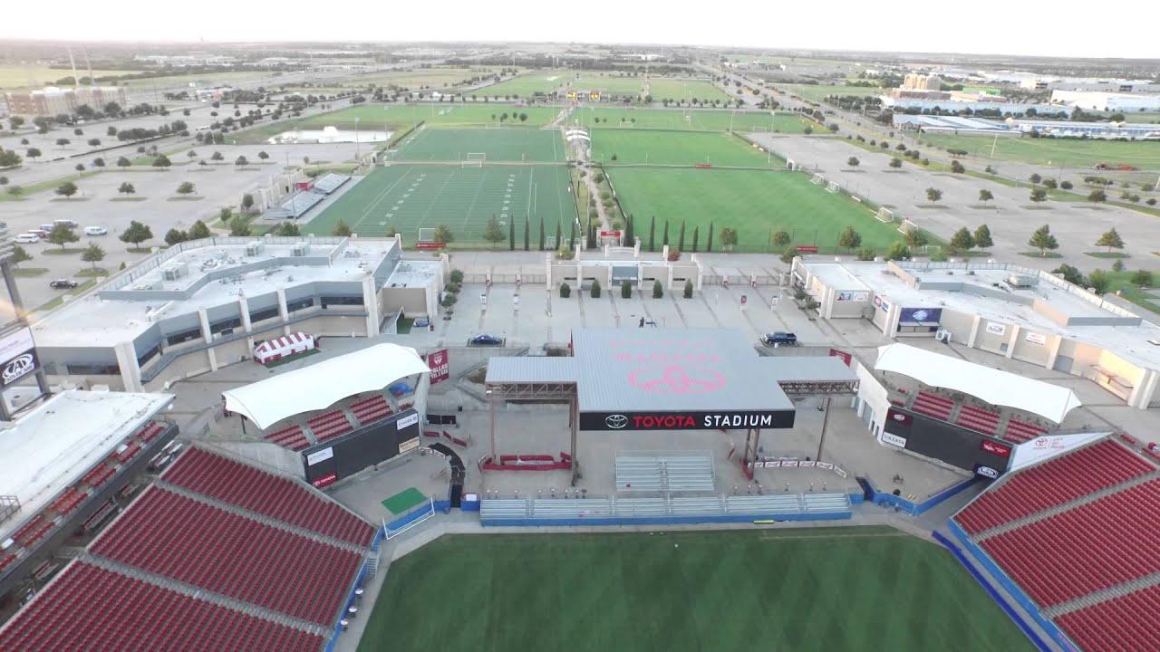 Meljabuav Frisco Toyota Stadium Soccer Facility 1 Youtube