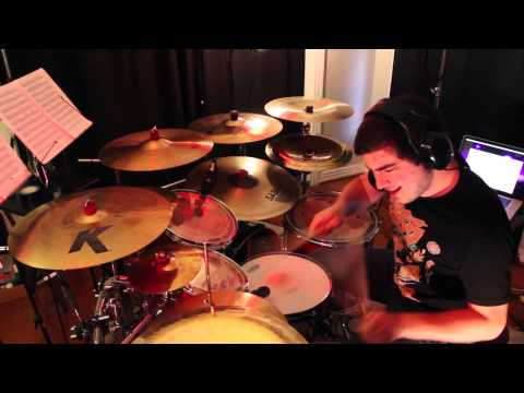 The Willing Well I: Fuel for the Feeding End - Coheed and Cambria (Drum Cover)
