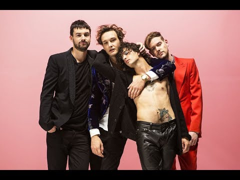 AP HEADLINES: The 1975 Writing New Music, Balance and Composure Break Up