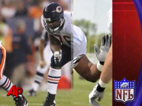 Bears Waive Former No. 1 Pick Orlando Pace