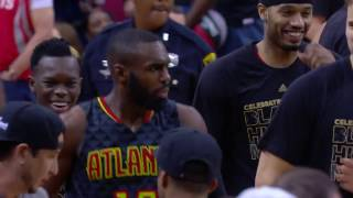 Hawks Complete The Comeback With A 25 Point Turn Around In Houston | 02.02.17