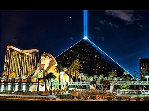 Las Vegas Strip Mandalay Bay Luxury Casino Video Shooting