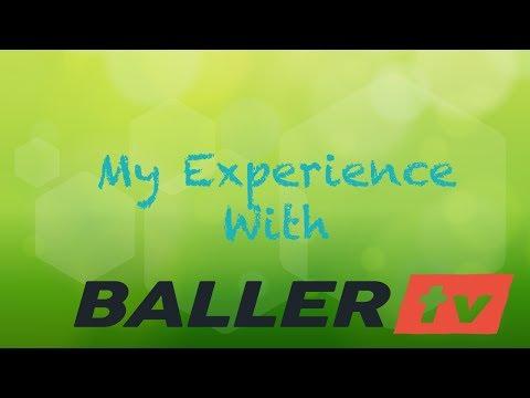 My First Videographer Job: Baller TV