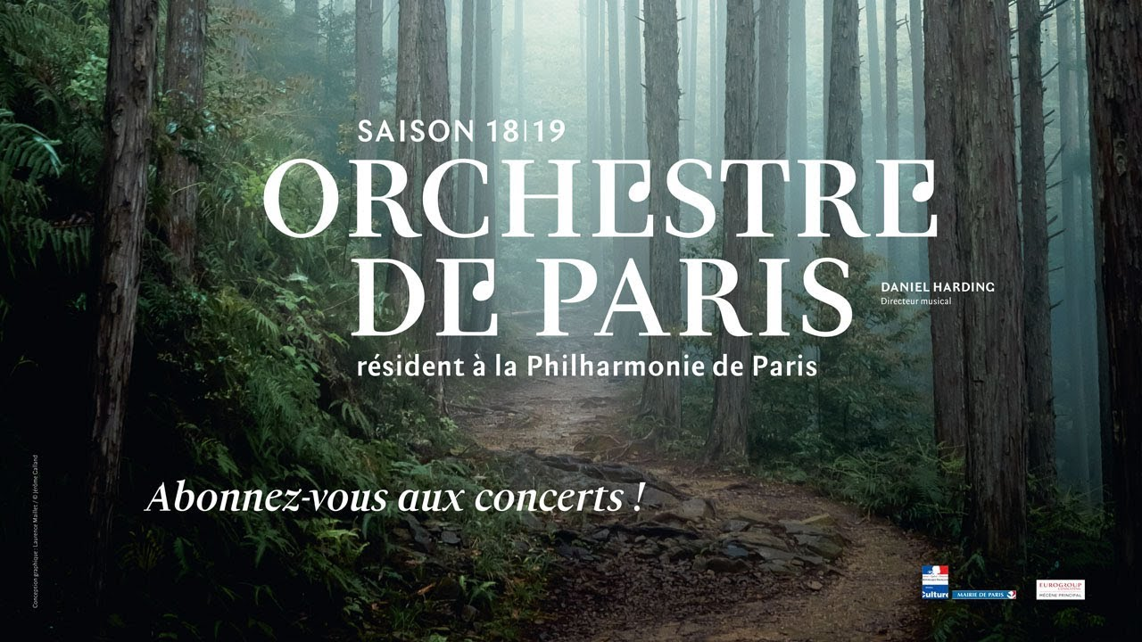 Lancement De La Saison 2018 2019 De L Orchestre De Paris Youtube