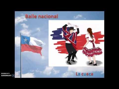 Símbolos Patrios De Chile 1° Básico