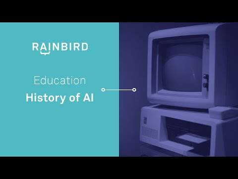 History of Artificial Intelligence (AI)