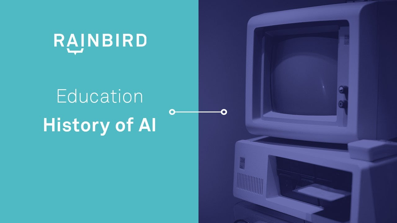 History Of Artificial Intelligence Ai Youtube