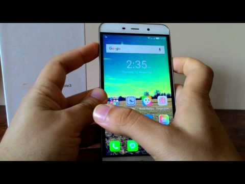 How to Record Screen Or Gameplay On Coolpad Note 3 (No App Required)