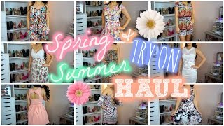 Spring + Summer Clothing HAUL! | TRY ON