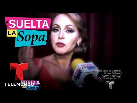 Suelta La Sopa  ¿Daniela Spanic fue doble de Gaby Spanic en La usurpadora?  Entretenimiento