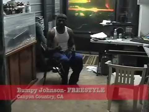 (BEHIND THE SCENES) Welome to BUMPYVILLE Album~BUMPY JOHNSON